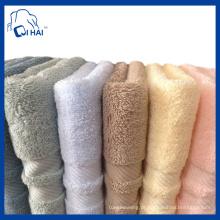 Toalha de rosto de algodão egípcio 100% (qhf012234)