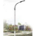 Polo cónico redondo de la iluminación de la calle del metal cónico 3-15m