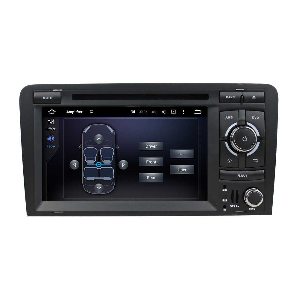 7 inch & Android 7.1 Car Radio For Audi A3