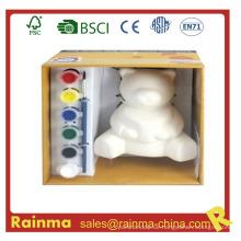 Bär Porzellan Wasser Farbe Farbe für Kinder Geschenk