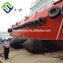 refloating sunken ship salvage airbag