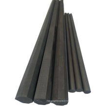 Factory price high hardness carbon graphite rods