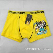 Light Blue Man Boxer ,Transparent Underwear for Men,Various Colors and Sizes , OEM logo , Underwear Wholesale