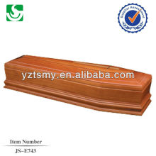 European style cheap coffins for sale
