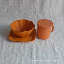 (BC-CS1056) Vaisselle en fibre de bambou à haute qualité