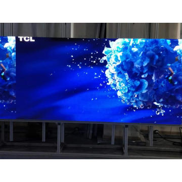 Pantalla LED a todo color para colgar en interiores P1.83