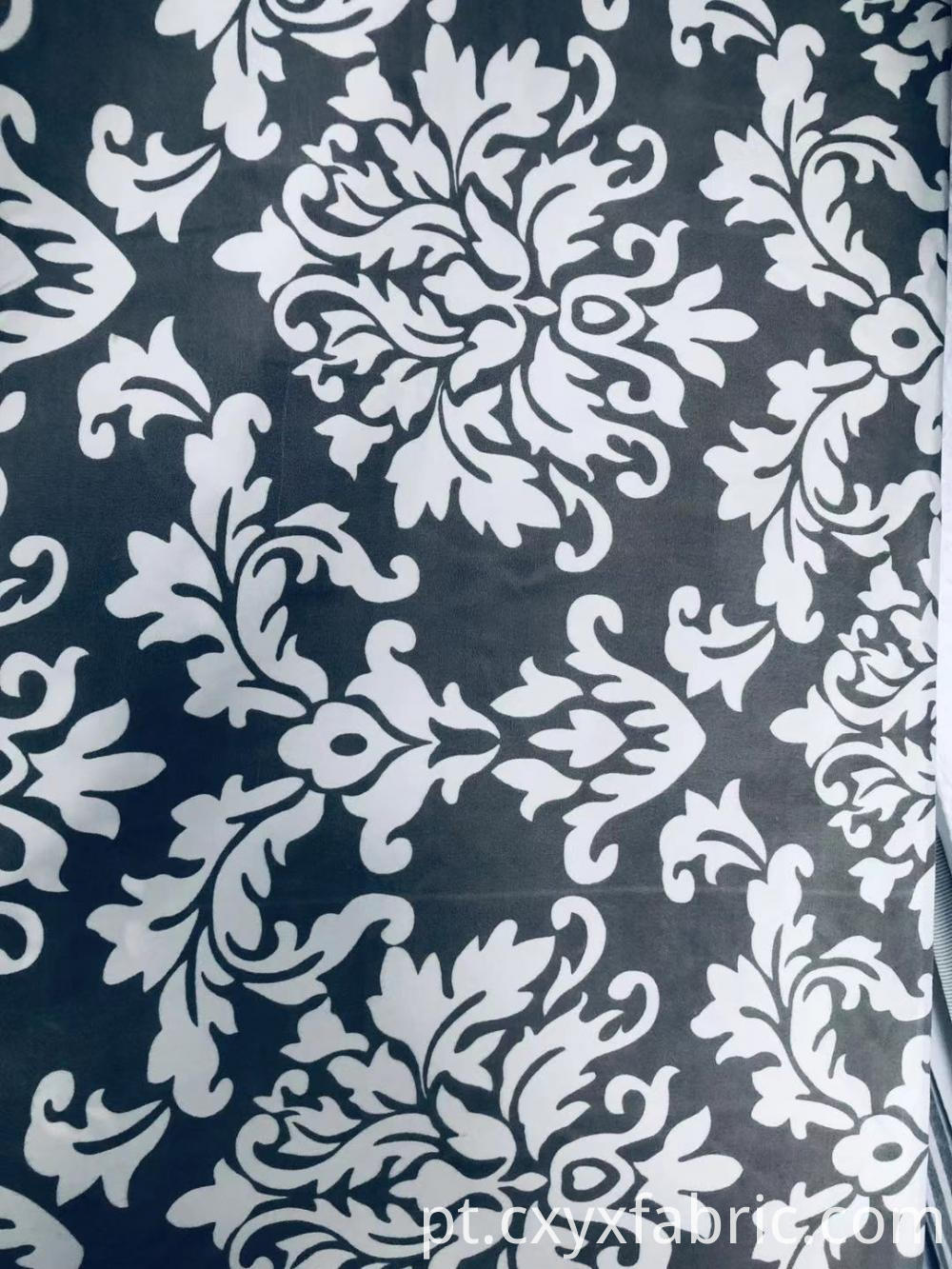 polyester plain fabric