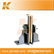 Elevator Parts|Elevator Guide Shoe KT18S-B22|elevator guide shoe