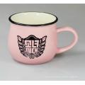 Рекламные печатные пользовательские керамические чашки Кружки