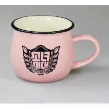 Tazas de cerámica personalizadas impresas promocionales