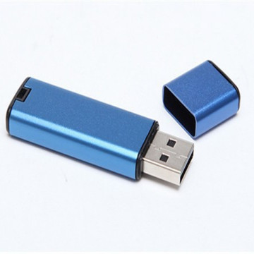 Movimentação retangular 8gb Pendrive do flash de USB da caixa de presente