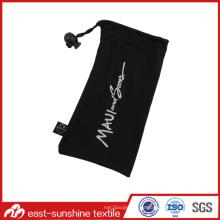 Bolsa caliente de la lente de Microfiber del grado superior de las ventas, bolso de los vidrios