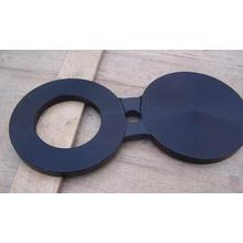RF Flange Spectacle Blind