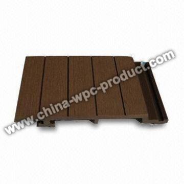Деревянные пластиковые композитные стеновые панели