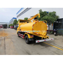 SFC 5000L suction dung truck hot sale