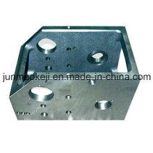 Aluminium-Stanzgehäuse für Maschinen verwendet