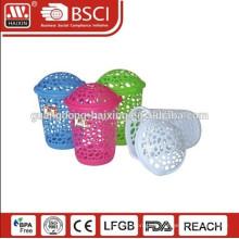 en plastique PP/PE 19L panier à linge 30L 40L 50L 70 L