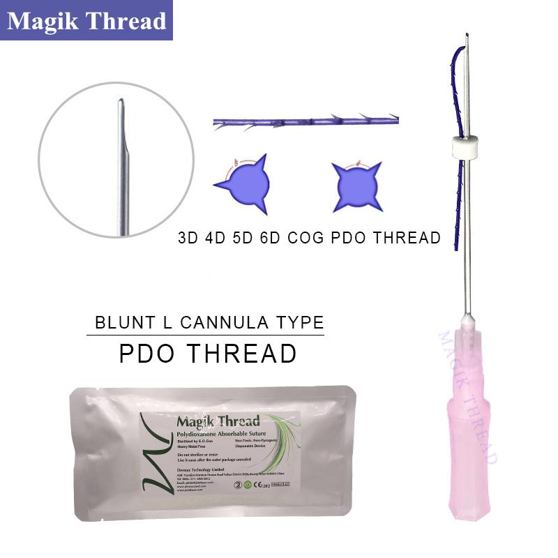 China Magik PDO Thread Lift Aftercare, High Quality Magik