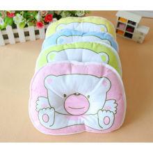 Almohada de algodón barato para bebé recién nacido