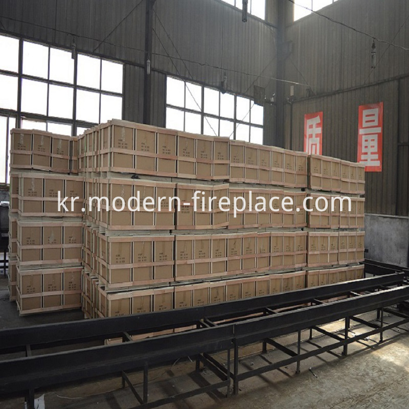Wood Heaters Production Sale Packaging