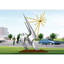 2016 Nouvelle apparence de la ville de haute qualité Modèle représentatif de la sculpture