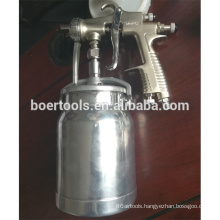 top quality HVLP Spray Gun with 1000ml suction cup MP410S