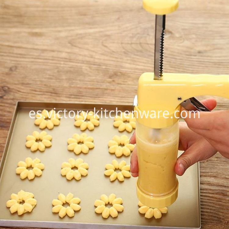 multi-function cookie gun