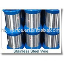 0 304 acier inoxydable fil