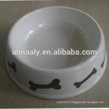 wholesale ceramic dog bowl