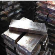 Lingot de bismuth de qualité supérieure avec prix d'usine