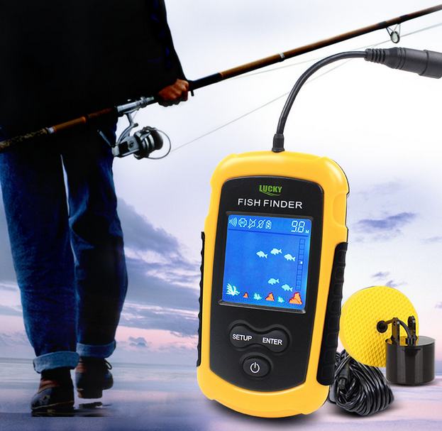 Sonar for Fishing