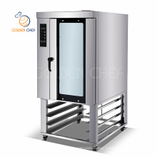 Commercial Kitchen Equipment Mechanical Control Panel Bakery Oven With Rack 10 Trays Baking Bread Gas Convection Oven Prices