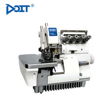DT700-4 DOIT 4 thread flat bed overlock industrial cloth sewing machine price