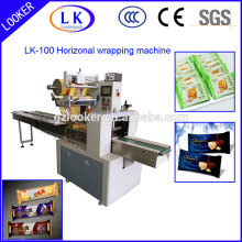 Automatic Horizontal flow wrapping machine for chocolate