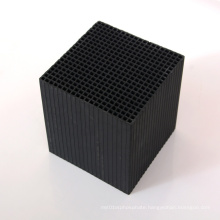 Chinese Factoryt Honeycomb Cube Activated Carbon For Industrial Waste and Gas Treatmen