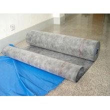 High Polymer Polyethylene Polypropylene Composite Waterproof Membrane / PP + PE + PP Waterproof Membrane