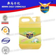 Potente detergente anti-bacteriano para lavavajillas