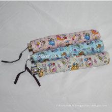 21′′ X 7 k Carton couverture Mini parapluie pliant de crayon (YSF305)