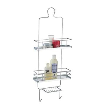 Hanging Shower Caddy Dengan 2 Hooks