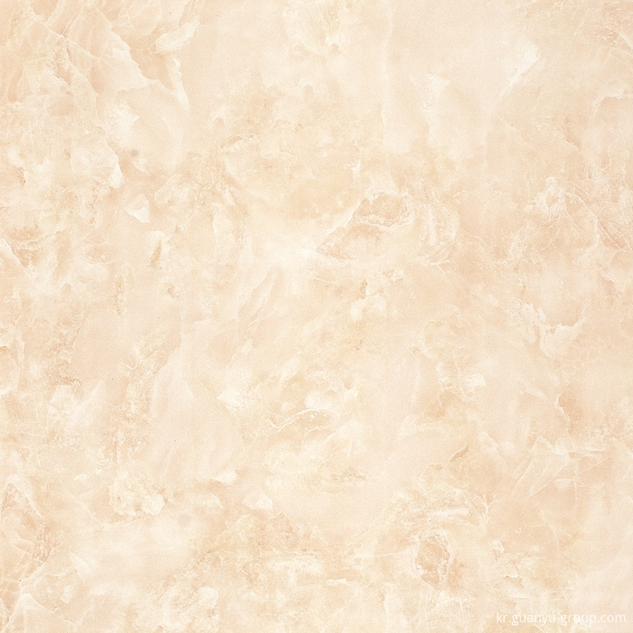 Luxury Beige Marble Porcelain Polished Tile