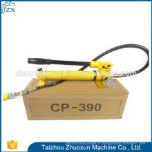 Le meilleur choisissent l'outil de sertissage hydraulique manuel de pompe d'entraînement de main gauche de pression d'huile
