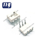 Optocoupler Triac AC-OUT 1-CH 400V 6-Pin PDIP White Tube RoHS MOC3023M