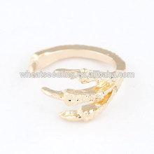Модное древнее кольцо с орлиным острым кольцом