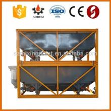Silo de cemento tipo contenedor, silo de 100 toneladas de cemento