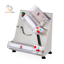 Automatic pastry sheeter 30 cm diameter pizza dough sheeter dough sheeter machine