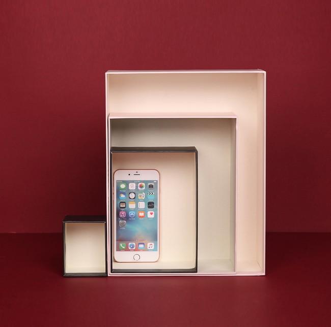 Rose Pattern Paper Box
