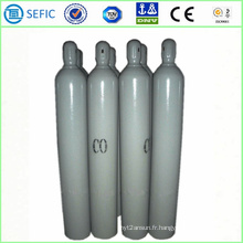 Cylindre industriel de l'acier sans couture de 50L (EN ISO9809)