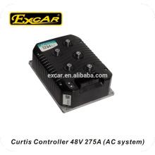 controlador de uso de carrito de golf eléctrico, recambio de coche club, controlador Curtis de sistema de CC