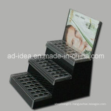 Hot Sale Acrylic Display Rack/ Black Acrylic/ Advertising for Cosmetic