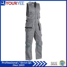 OEM algodón de poliéster respirable sin mangas de trabajo de trabajo para la venta (YBD124)